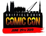 Driffield Comic Con 2019 Trader/Exhibitor Table Deposit