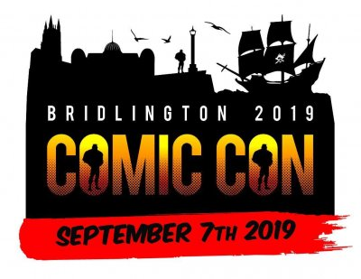 Bridlington Comic Con 2019 Entry Ticket